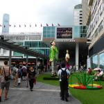 Harbour City Shopping Mall