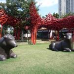 Jingan Sculpture Park
