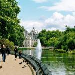 St Jamess Park