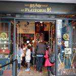 Harry Potter Shop At Platform No. Nine And Three Quarters