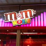 MandMs World London