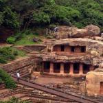 Udayagiri And Khandagiri Caves