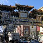 Chinatowns Friendship Archway