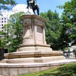 Major General Winfield Scott Hancock Statue