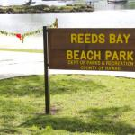 Reeds Bay Beach Co Park