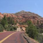 Zion-mt. Carmel Highway