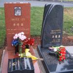 Bruce Lee Grave Site