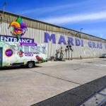 Blaine Kerns Mardi Gras World