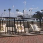 Mardi Gras Fountain
