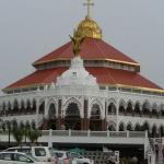 St. George Syro-malabar Catholic Forane Church, Edappally