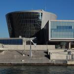 Osaka Culturarium At Tempozan
