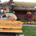Anchorage Log Cabin Visitor Information Center