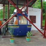 Ropeway At Manuabhan Tekri