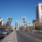 Paseo De La Castellana