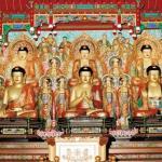Mu-Ryang-Sa Buddhist Temple