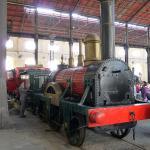 Museo Nazionale Ferroviario Di Napoli Pietrarsa