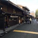 Takayama Old Town, Sanmachi Suji