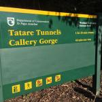 Tatare Tunnels Walk