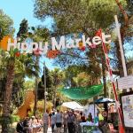 Punta Arabi Wednesday Hippy Market