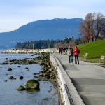 Seawall In Vancouver