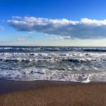Luzanivka Beach