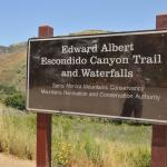 Escondido Falls Hike
