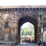 Bhadra Fort And Teen Darwaja