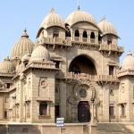 Belur Math Shrine