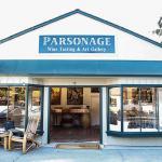 Parsonage Winery Tasting Room