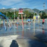 Scera Park Pool