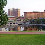 Water Place Park And Riverwalk