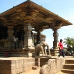 Thousand Pillars Temple Mandapam