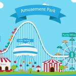 Parc Attraction (amusement Park)