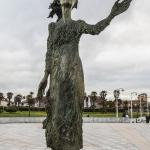 Monument To The Mother Of Migrants
