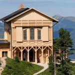 Berghutte Schachenhaus 1866m