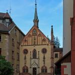 The Lichtenthal Abbey