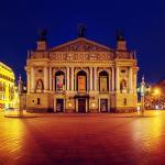 Lviv National Academic Theatre Of Opera And Ballet Named After Solomiya Krushelnytska
