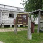Wild Goose State Trail, Oakfield Trailhead