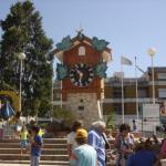 Reloj Cucu Pintoresco Hito De La Ciudad Villa Carlos Paz