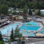 Ouray Hot Springs Pool And Fitness Center