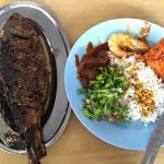 Nasi Melayu Lidiana
