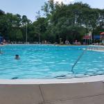 Suffern Memorial Pool
