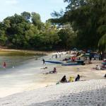 Blue Lagoon Beach (pantai Tanjung Biru)