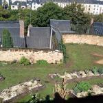 Entre Cours Et Jardins - Cite Plantagenet