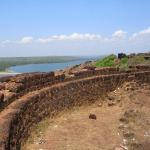 Chapora Fort Road