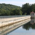 Cross River Reservoir Dam