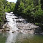 Buttermilk Falls County Park