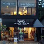 Nordic House Luxury Burger