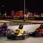 Gene Woods Racing Experience Go-kart