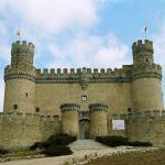 Castle Of The Mendoza